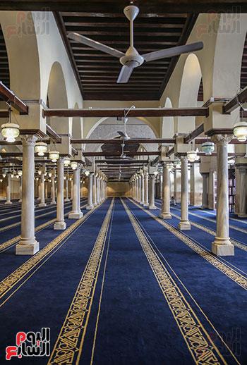الجامع الأزهر بعد اكتمال أعمال الترميم   (102)