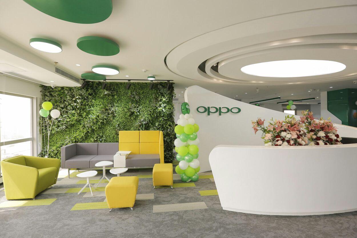 المركز التسويقى لشركة OPPO فى جمهورية مصر العربية