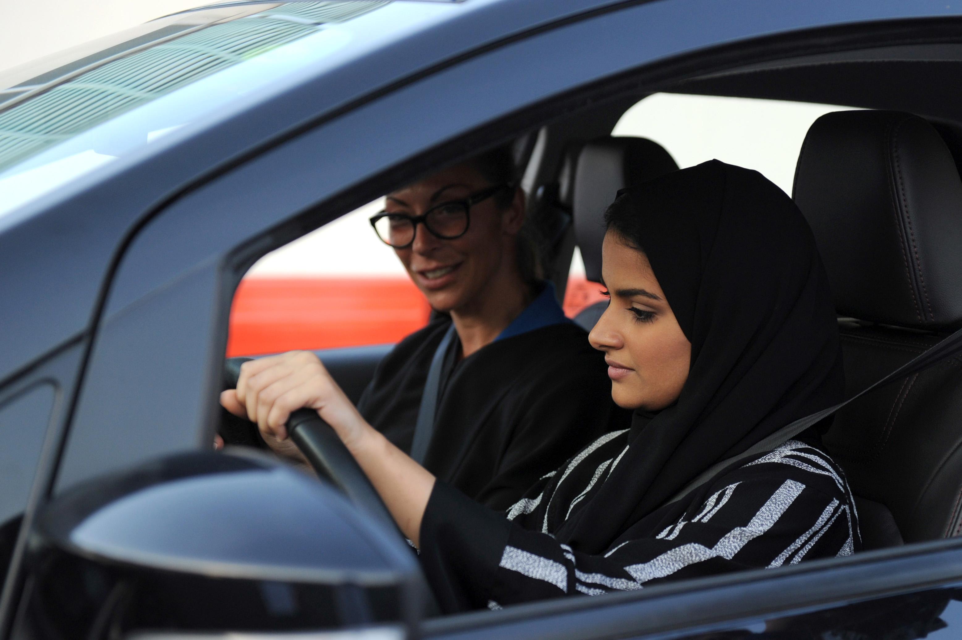 تعلم القيادة (2)