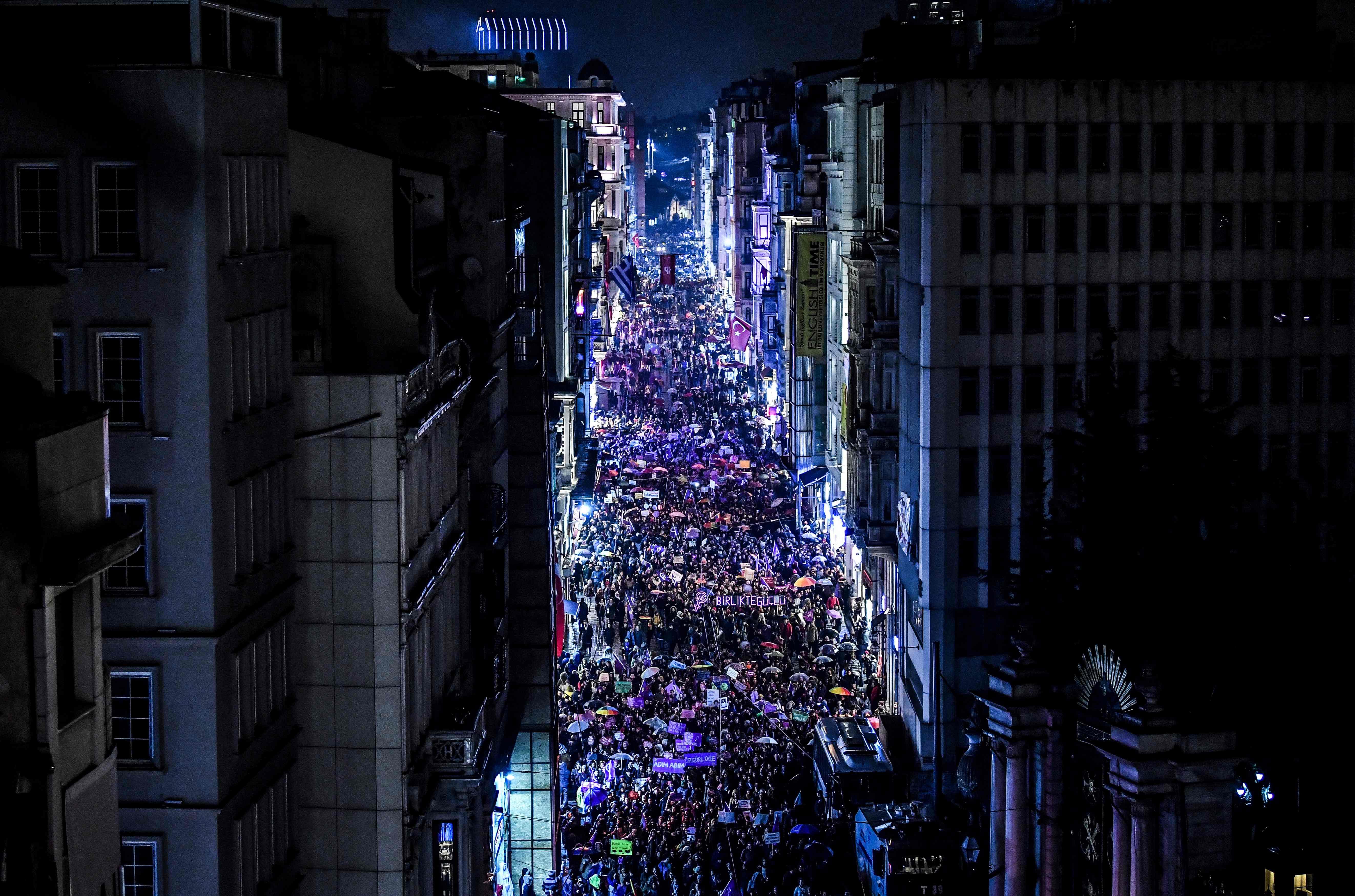 شوارع إسطنبول