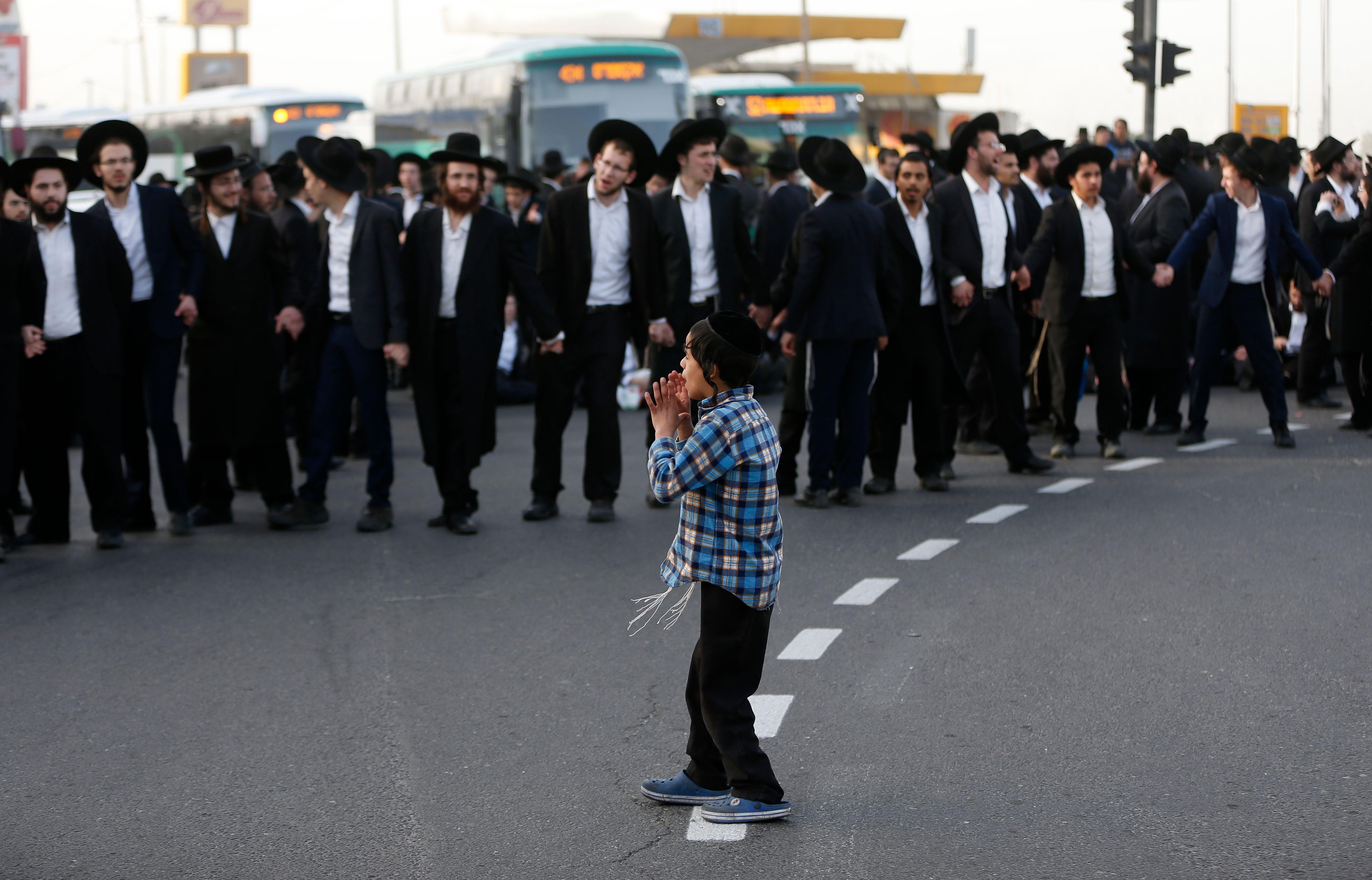 تظاهرات إسرائيل