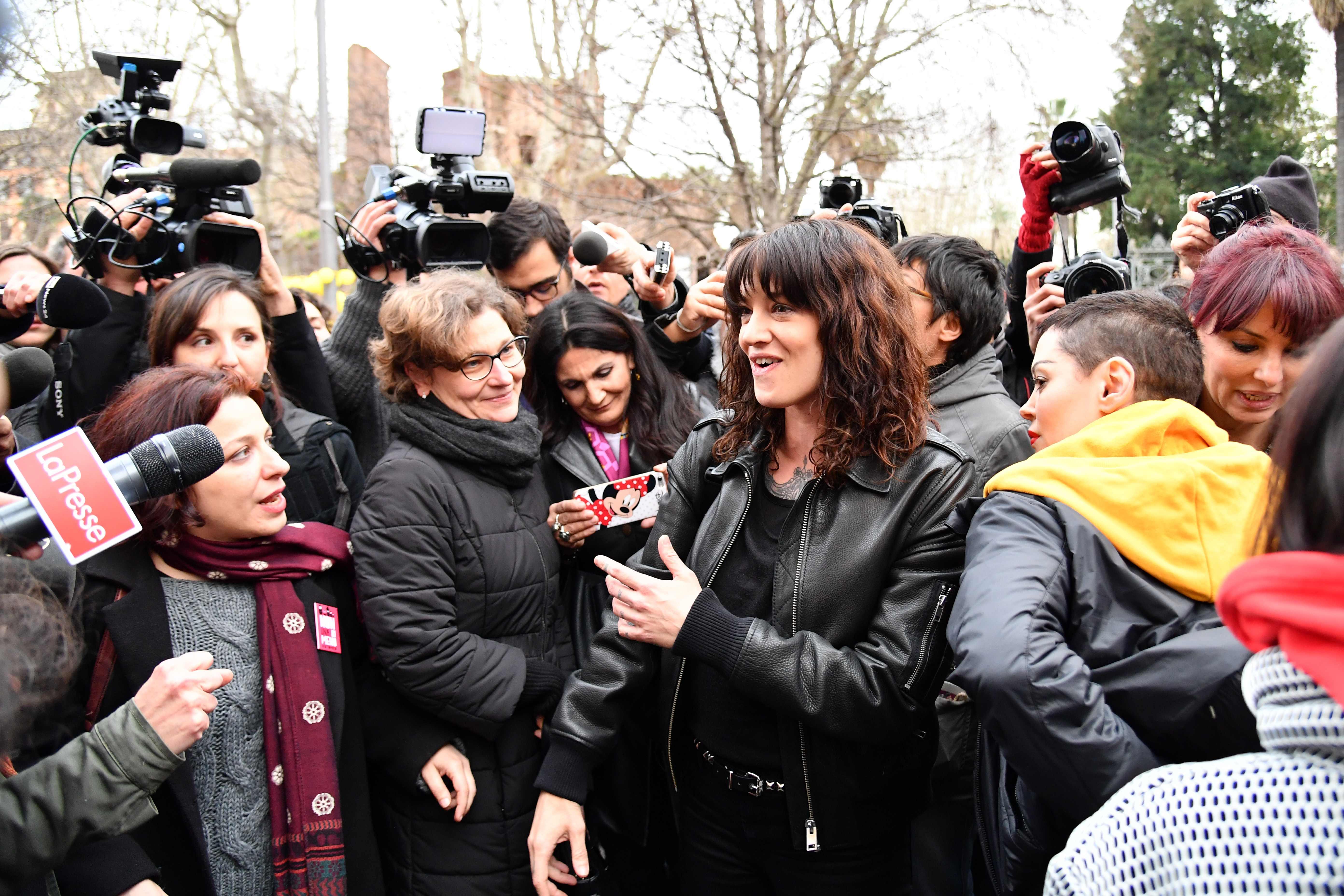 تظاهرات نساء إيطاليا