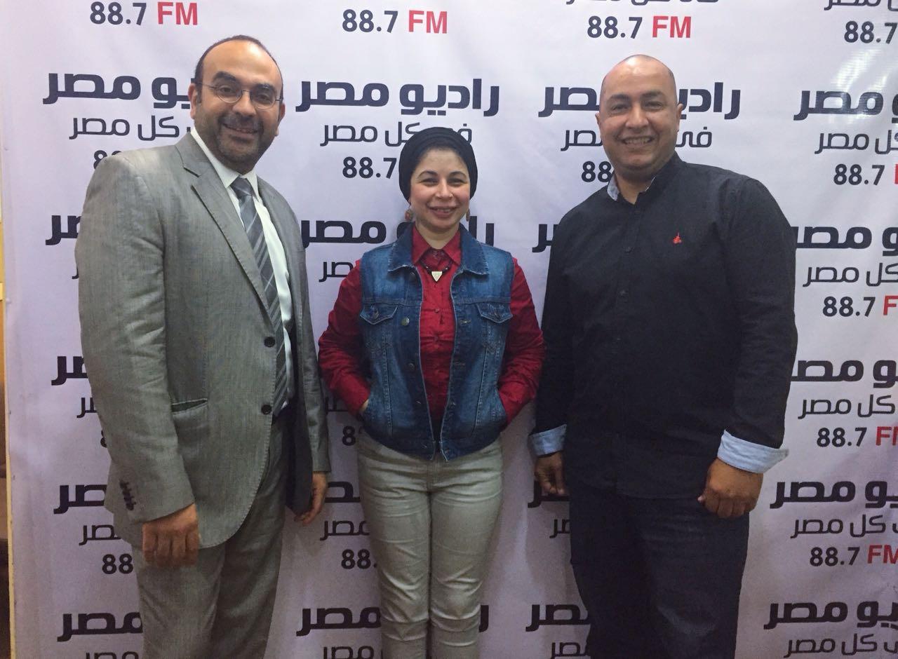 احتفالية راديو مصر (2)