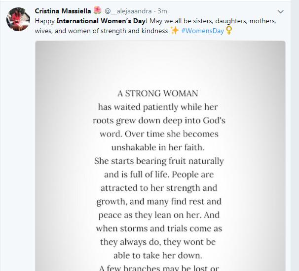 اليوم العالمى للمرأة 1