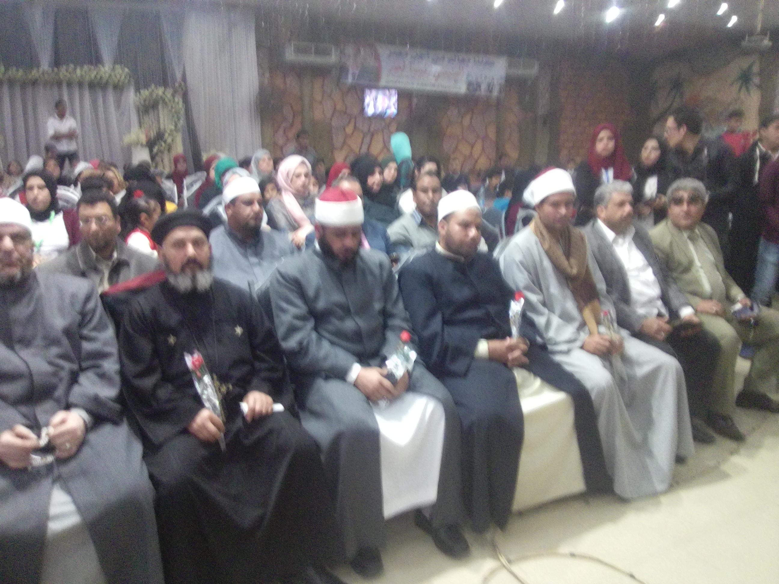 3- جانب من الحضور في المؤتمر