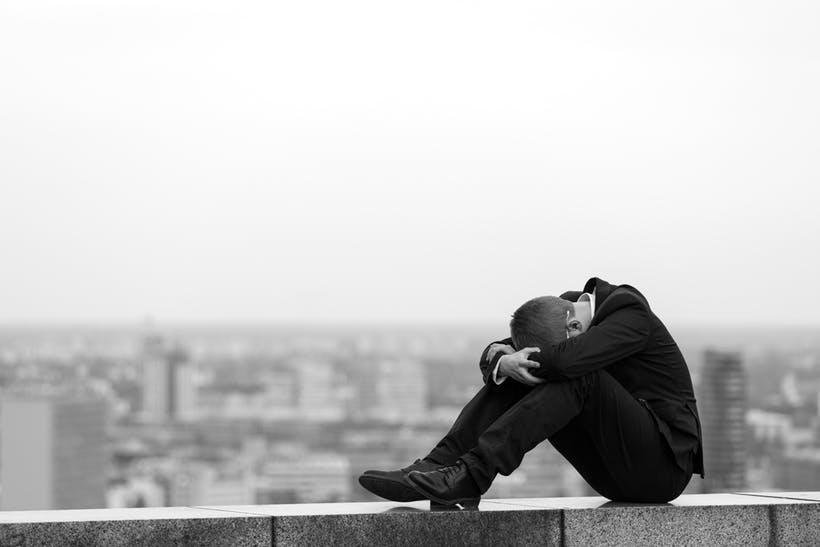 اضرار الاكتئاب