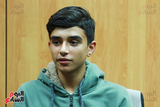 خالد الفايد نجم ذا فويس كيدز (13)