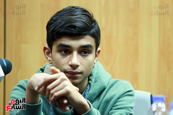 خالد الفايد نجم ذا فويس كيدز (21)