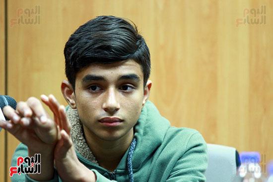 خالد الفايد نجم ذا فويس كيدز (20)