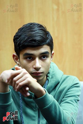 خالد الفايد نجم ذا فويس كيدز (22)
