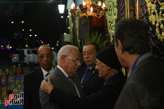 تأبين للشناوى وإينو قدامى لاعبى النادى المصرى ببورسعيد (6)