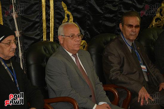 تأبين للشناوى وإينو قدامى لاعبى النادى المصرى ببورسعيد (2)