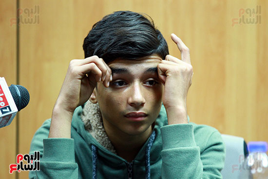 خالد الفايد نجم ذا فويس كيدز (19)