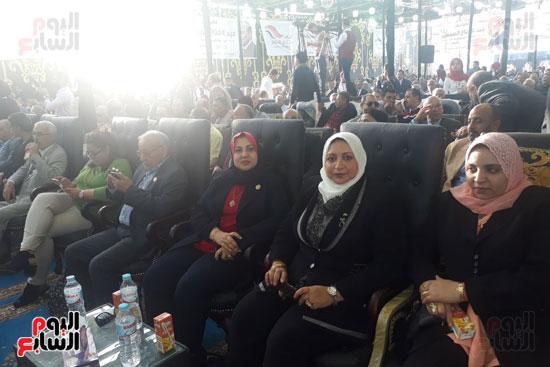 مؤتمر دعم السيسى فى الشرقيه (6)