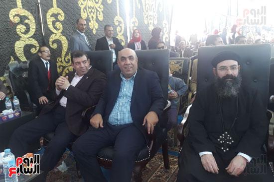 مؤتمر دعم السيسى فى الشرقيه (4)