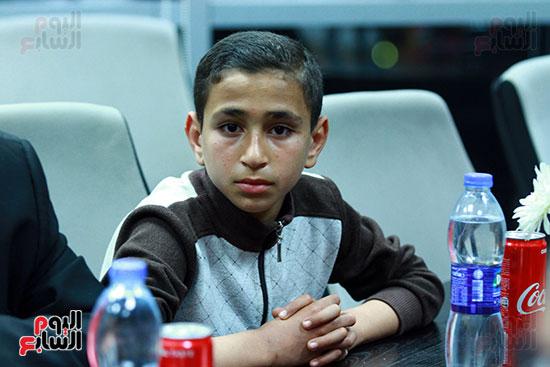 خالد الفايد نجم ذا فويس كيدز (10)