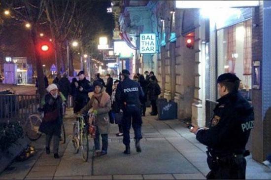 إجراءات أمنية مشددة فى النمسا
