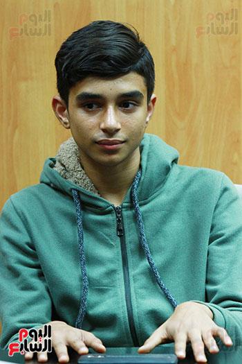 خالد الفايد نجم ذا فويس كيدز (16)