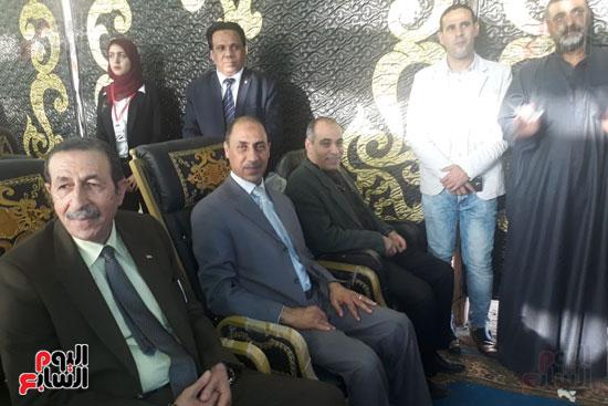 مؤتمر دعم السيسى فى الشرقيه (3)