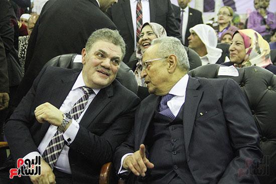 حزب الوفد يدعم السيسى (10)