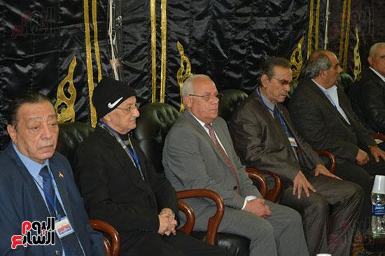 تأبين للشناوى وإينو قدامى لاعبى النادى المصرى ببورسعيد (1)