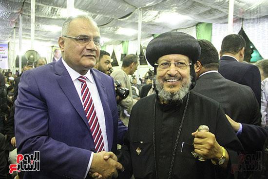 حزب الوفد يدعم السيسى (5)