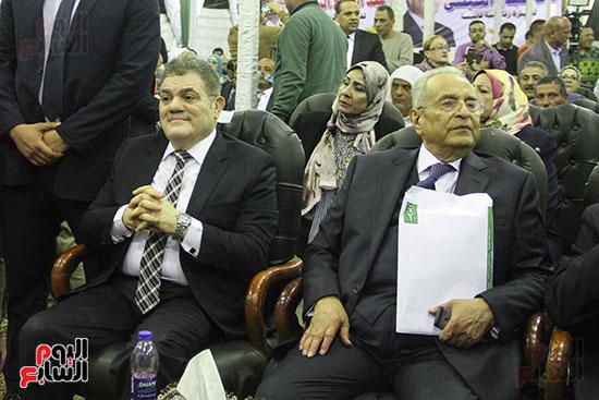 حزب الوفد يدعم السيسى (9)