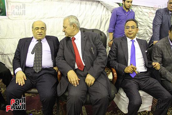 حزب الوفد يدعم السيسى (37)