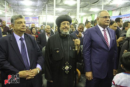 حزب الوفد يدعم السيسى (7)
