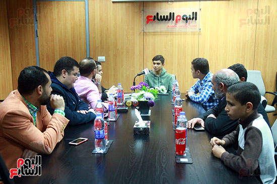 خالد الفايد نجم ذا فويس كيدز (1)