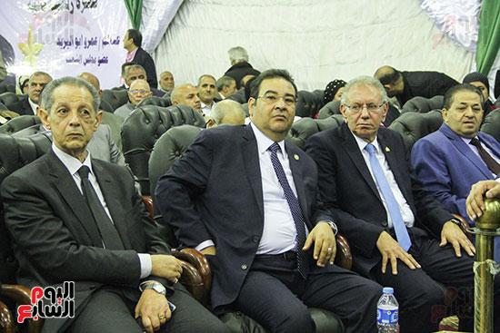 حزب الوفد يدعم السيسى (15)
