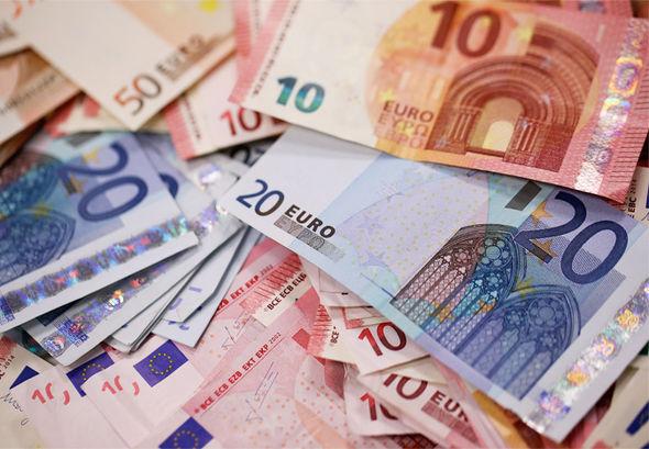 سعر عملة اليورو