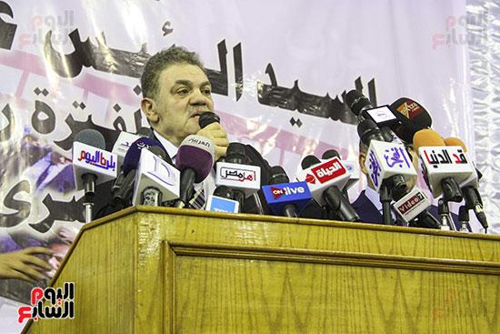 حزب الوفد يدعم السيسى (24)