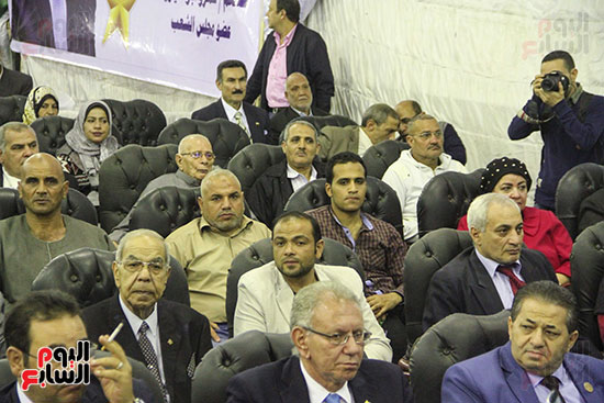 حزب الوفد يدعم السيسى (21)
