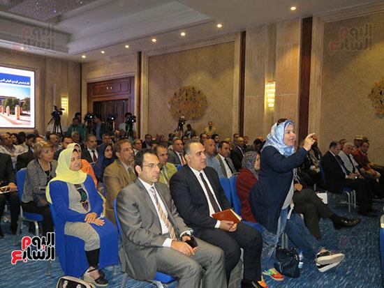مؤتمرهالة السعيد بالعاصمة الادارية الجديدة  (4)