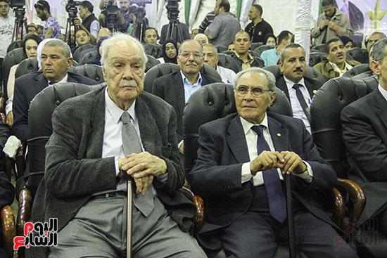 حزب الوفد يدعم السيسى (14)