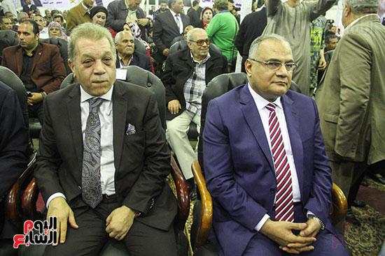 حزب الوفد يدعم السيسى (3)