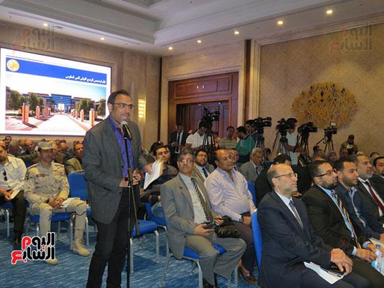 مؤتمرهالة السعيد بالعاصمة الادارية الجديدة  (6)
