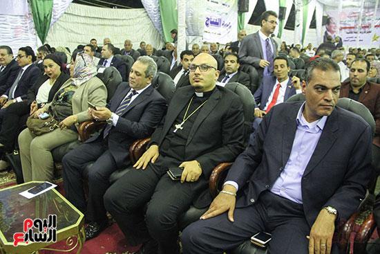 حزب الوفد يدعم السيسى (4)