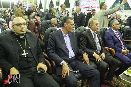 حزب الوفد يدعم السيسى (2)