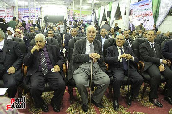حزب الوفد يدعم السيسى (12)