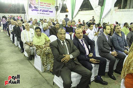 حزب الوفد يدعم السيسى (32)