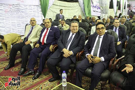 حزب الوفد يدعم السيسى (1)