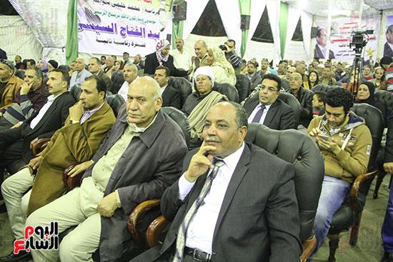 حزب الوفد يدعم السيسى (30)