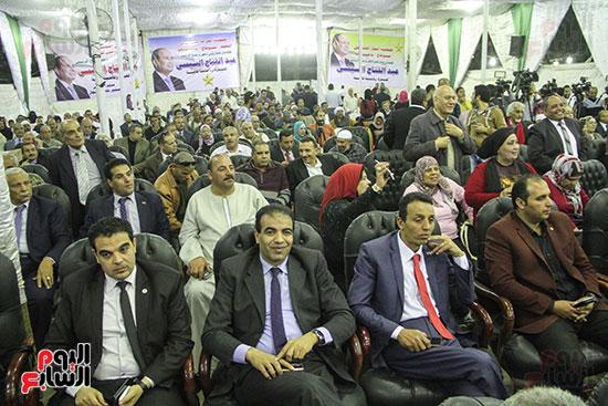 حزب الوفد يدعم السيسى (6)