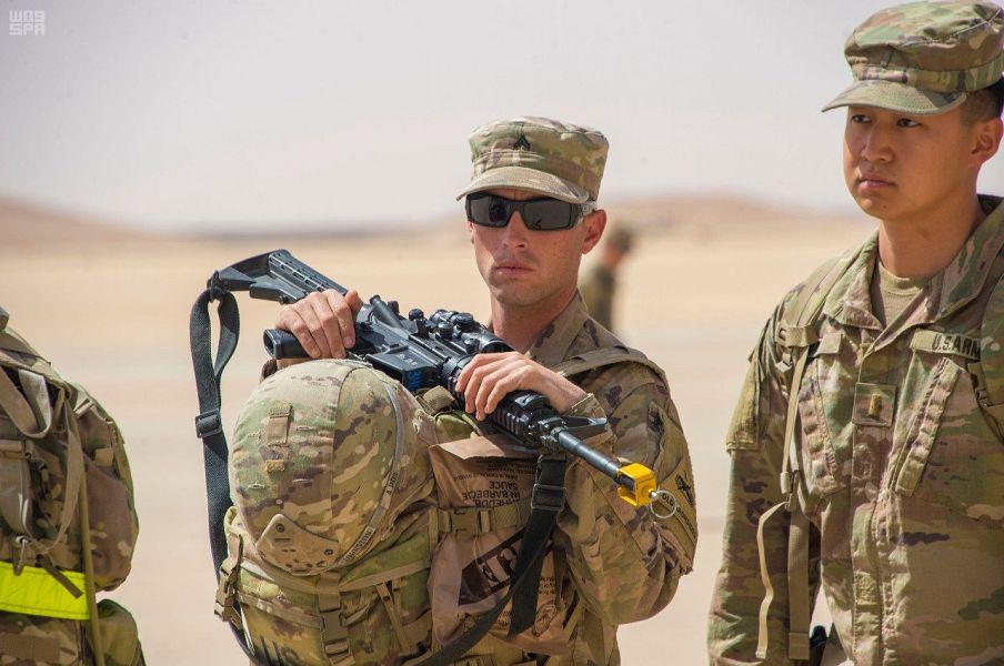 جندى أمريكى