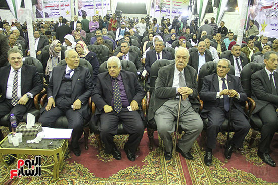 حزب الوفد يدعم السيسى (13)
