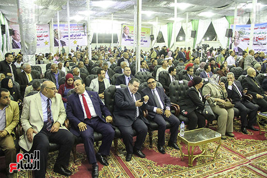 حزب الوفد يدعم السيسى (8)