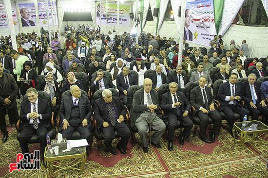 حزب الوفد يدعم السيسى (16)