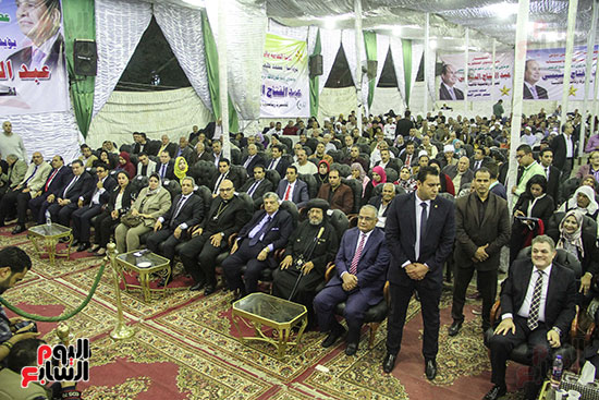 حزب الوفد يدعم السيسى (17)